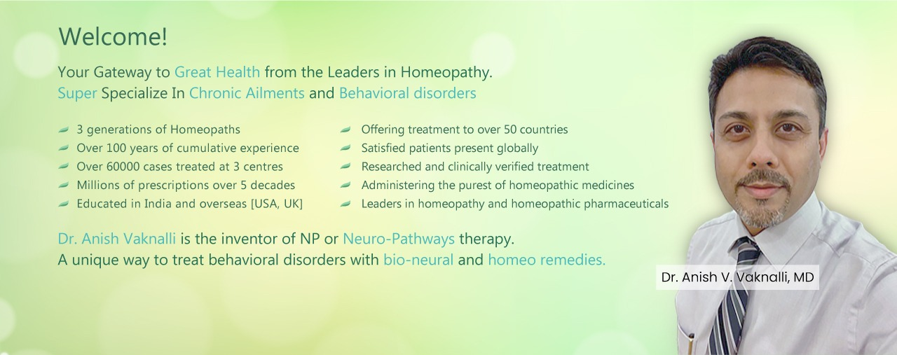 online homeopathic treatment
